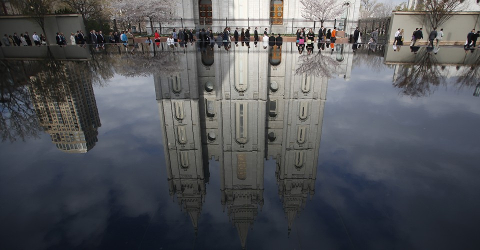 Several Native Americans Are Suing the Mormon Church for