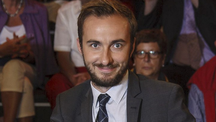 German satirist Jan Böhmermann