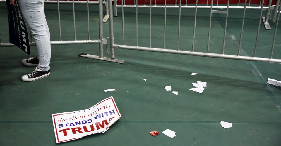 big sale 23e80 4fc81 Trump-Supporting Republicans Face a Backlash on College Campuses