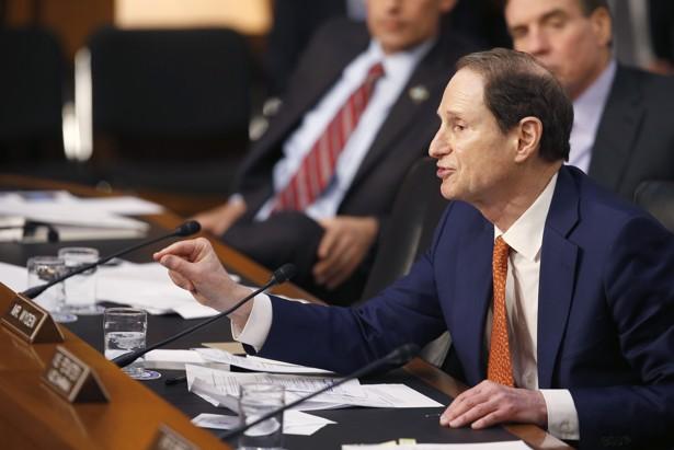 Senate Intelligence Committee member Ron Wyden