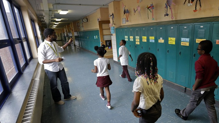 Teachers Lower Expectations For Black >> The Burden Of Being A Black School Teacher In America The Atlantic