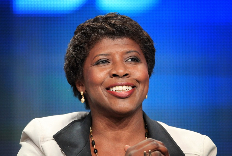 Ode to PBS's Gwen Ifill