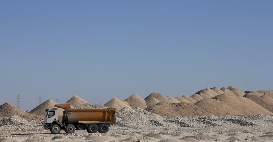 Phosphate in Western Sahara: The Desert Rock That Feeds the