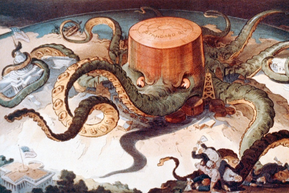 Will Trump Tackle Corporate Monopolies The Atlantic
