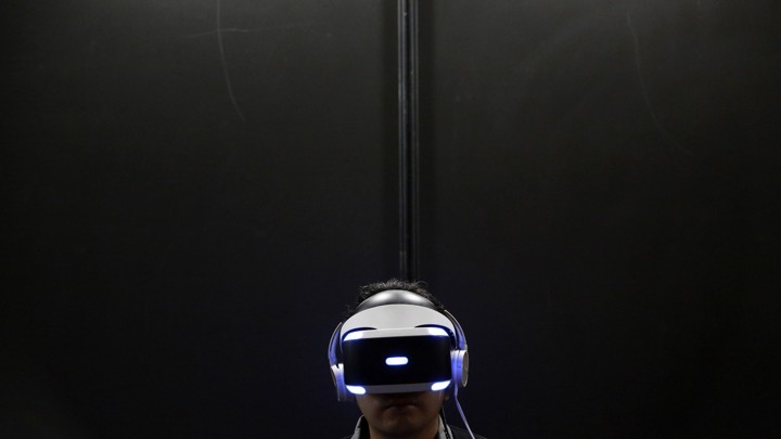 Post-VR Sadness: Is Virtual Reality Dissociating People From