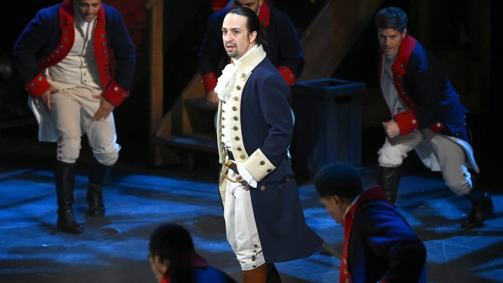 Review: 'The Hamilton Mixtape' Is a Love Letter to the Love Story