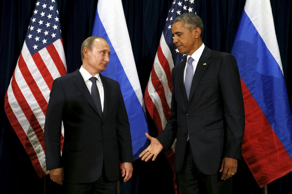 Obama punishes Russian Federation  after election cyberattacks