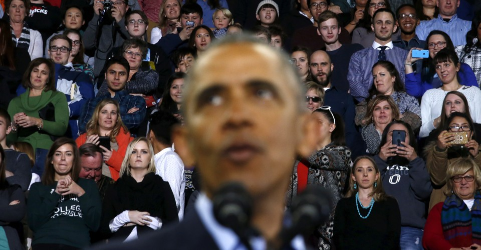 Thumbnail for The Problem With Obama's Faith in White America