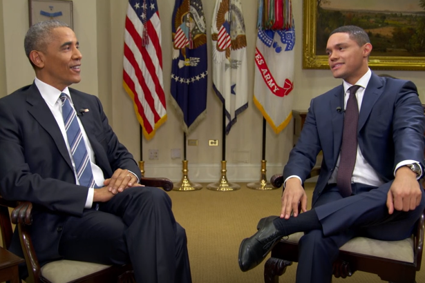 Obama Underlines Failure at 'The Daily Show'