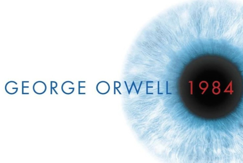 george orwells view of totalitarianism through the novel 1984 In orwell's book 1984 irony is displayed engage the readers constantly to better convey his political view on totalitarianism in george orwell's 1984.