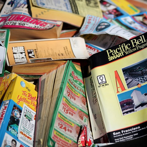 yellow pages hookup