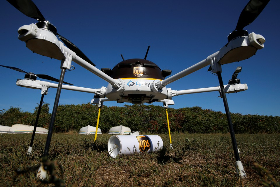 The Booming Job Demand For Commercial Drone Pilots