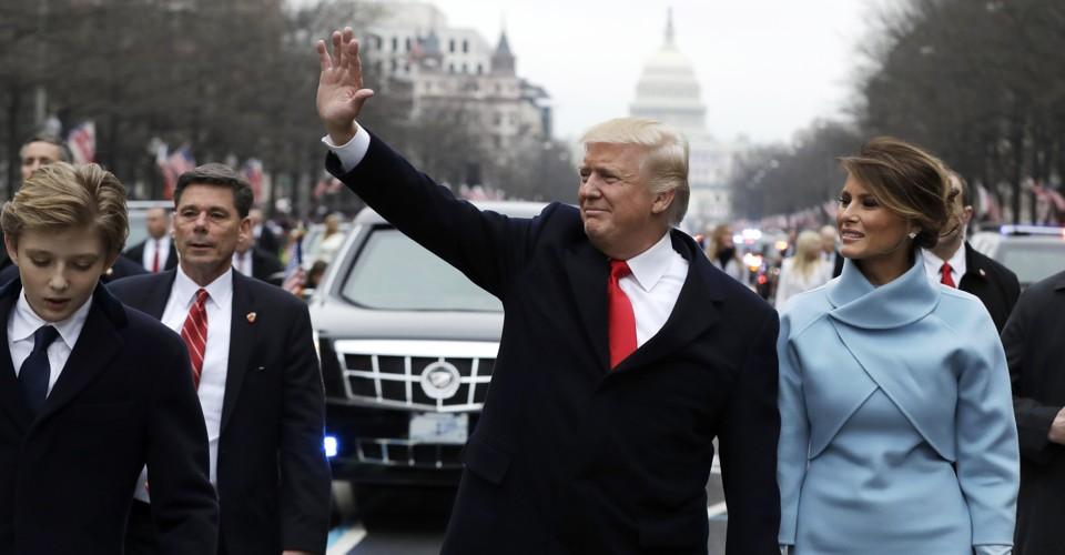 theatlantic.com - James Fallows - 'American Carnage': The Trump Era Begins