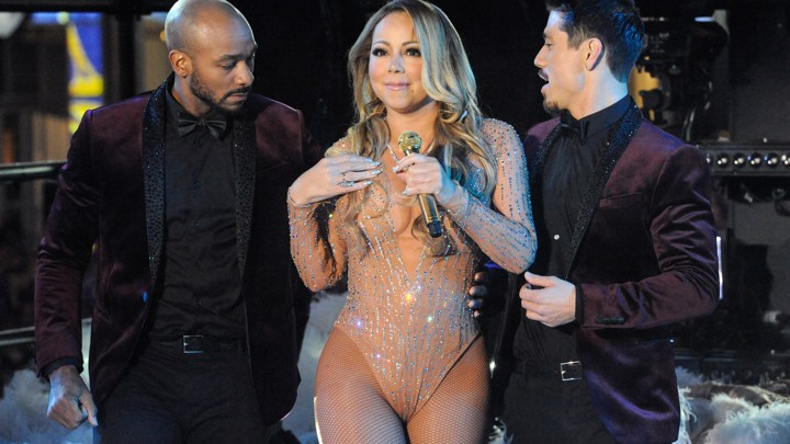 Mariah Carey New Years 2020 Mariah Carey's New Year's Eve Disaster Feeds the Schadenfreude