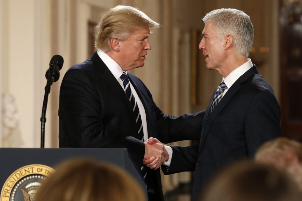 Image result for neil gorsuch