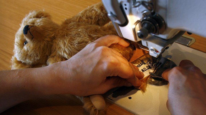 The Heirloom Art Of The Sewing Machine The Atlantic Custom Manchester Sewing Machine Center