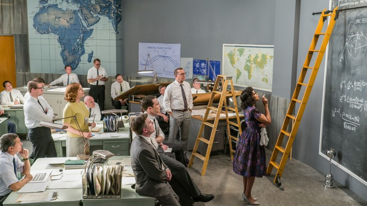 Hidden Figures And The Soothing Equality Of Math The Atlantic