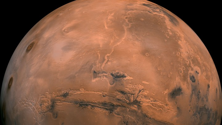 Why Mars Is The Best Planet The Atlantic