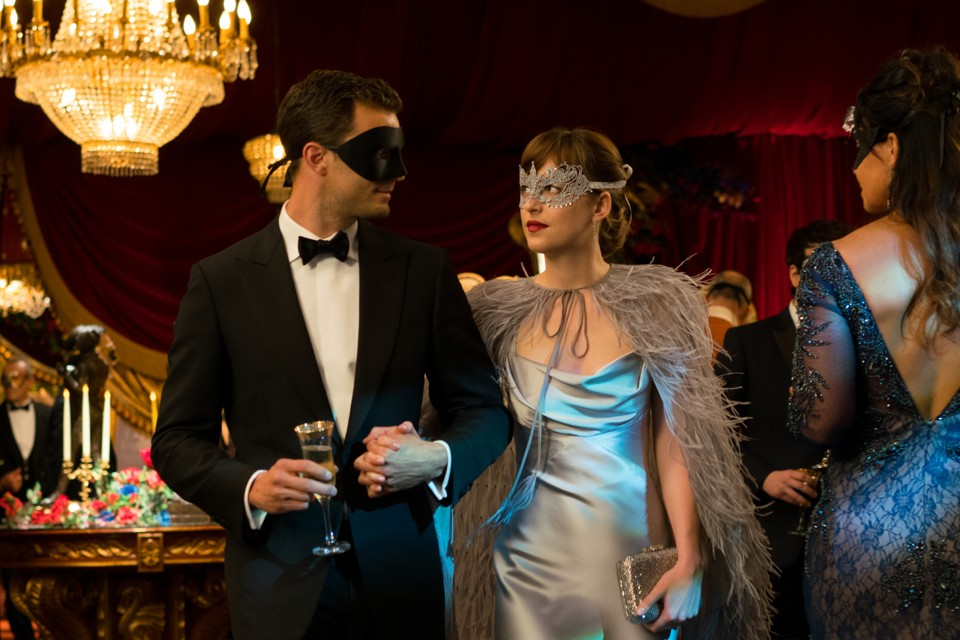 Movie Review Fifty Shades Darker Is An Awful Retrograde Sequel - 24 people that went above and beyond for the sake of fancy dress
