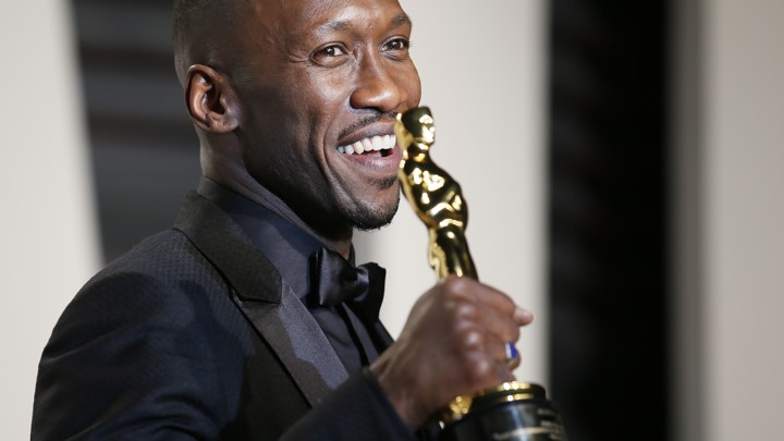 Mahershala Ali won Best Supporting Actor for <i>Moonlight</i> at the Academy Awards.