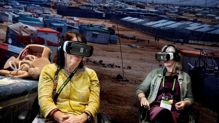 D Virtual Reality Exhibition : Virtual reality u treason gallery