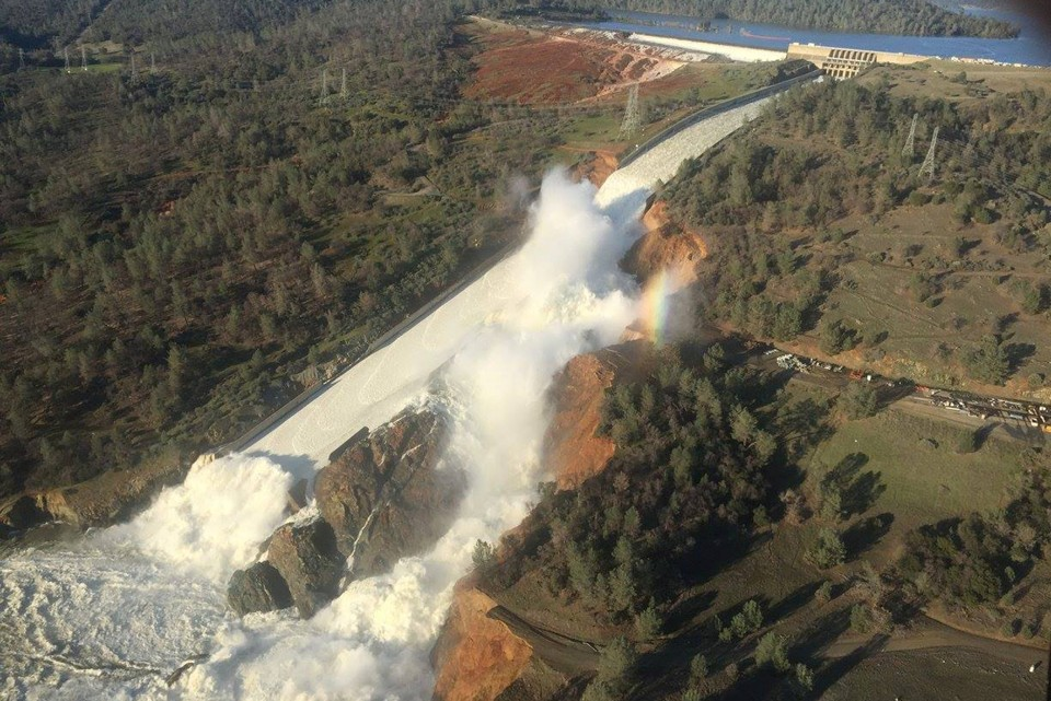 How Did the Oroville Dam Crisis Get So Dire? - The Atlantic