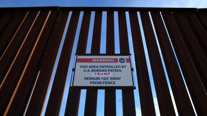 When Will Trump's Border Wall Be Complete? - The Atlantic