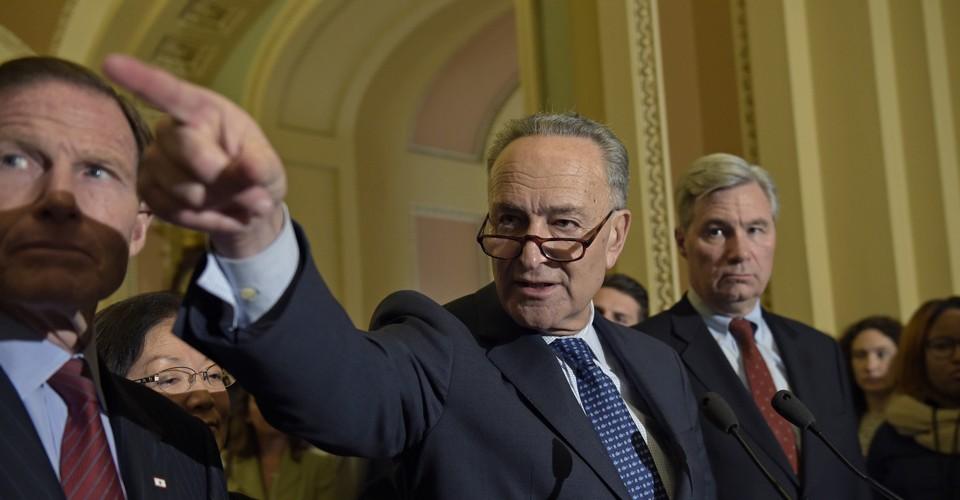 Democrats Go to War Over Neil Gorsuch