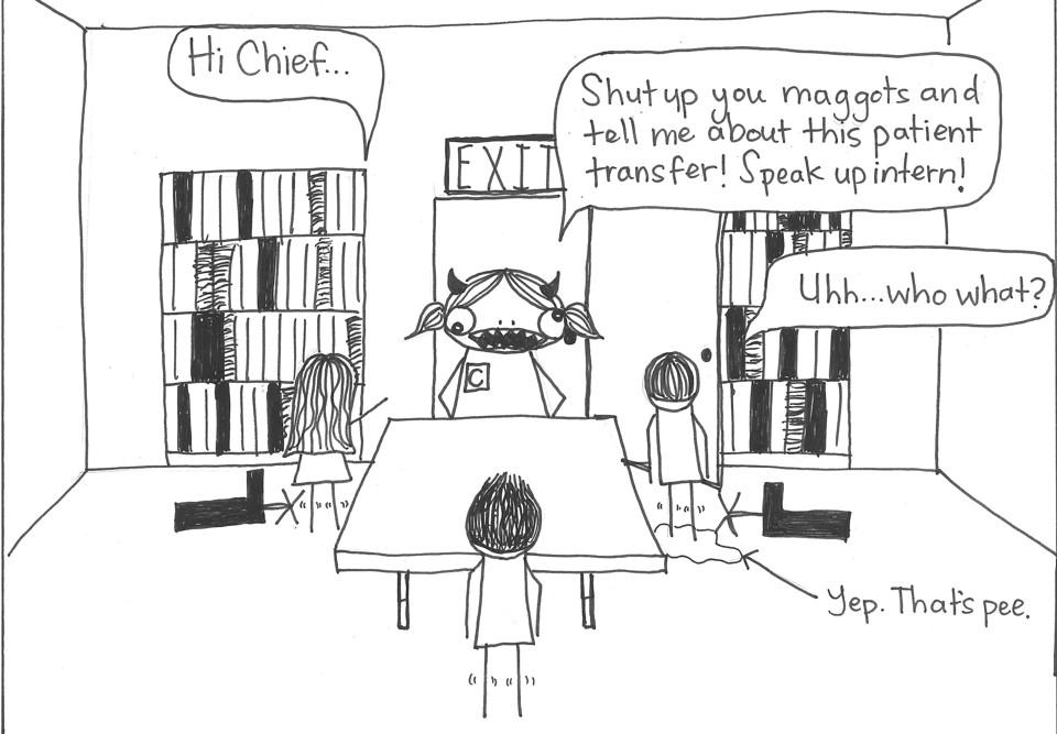 The Comics Revealing Medical School's Hidden Flaws and
