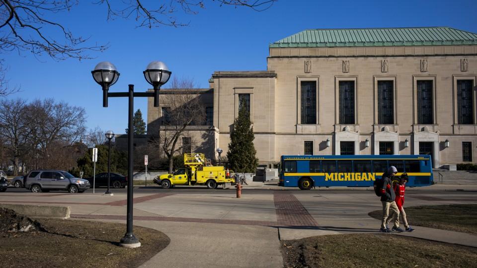 University of Michigan Moves to Increase Diversity - The Atlantic