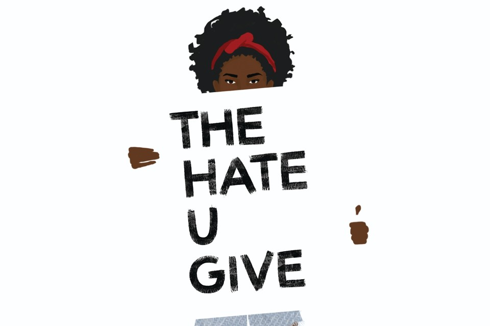 Review Angie Thomass The Hate U Give Enters The Ranks Of Great  Balzer  Bray  Harpercollins