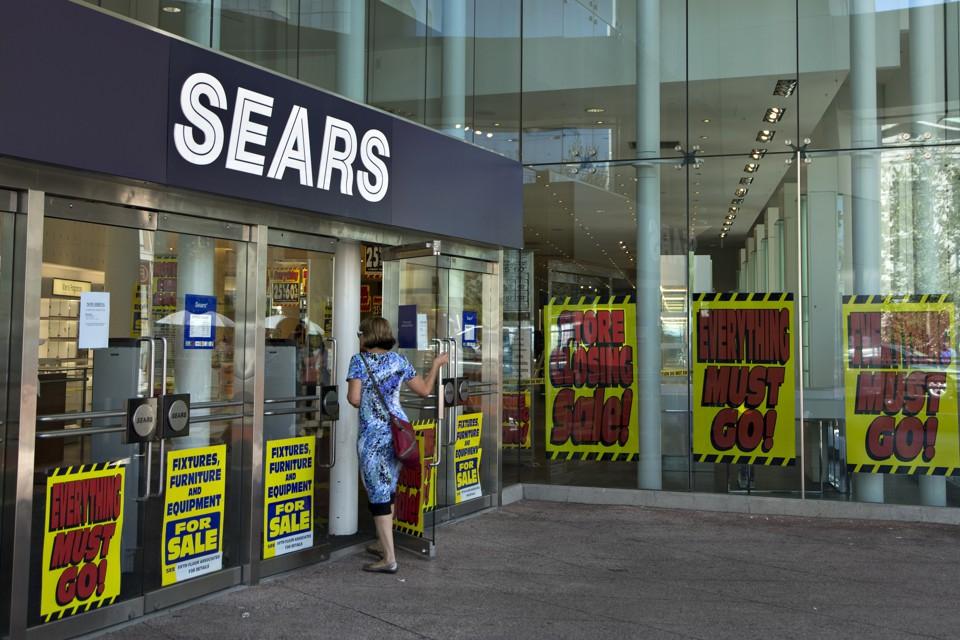 Sears SEC Filing Paints Grim Picture The Atlantic