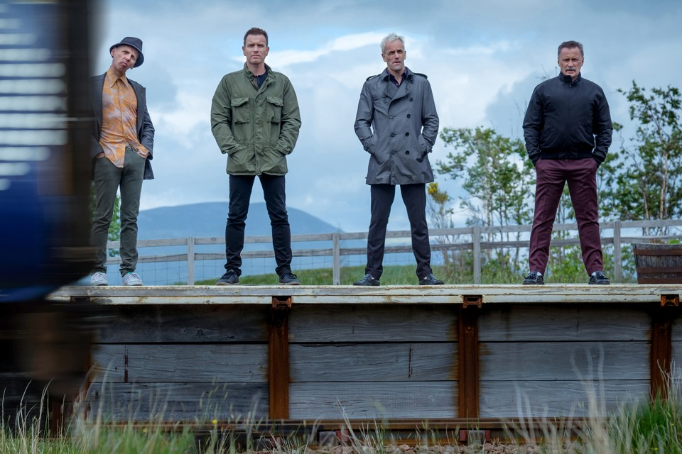 movie review danny boyle s t trainspotting is unexpectedly most popular
