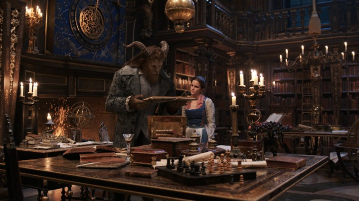 Review Beauty And The Beast Is A Tale As Old As Time Told Worse  Disney