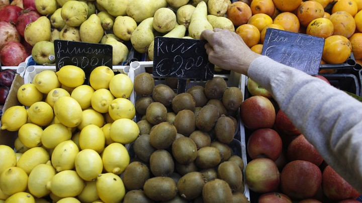 Why Fruit Has a Fake Wax Coating - The Atlantic