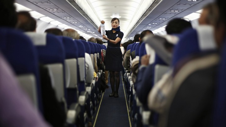 How Flight Attendants Are Set Up to Fail - The Atlantic