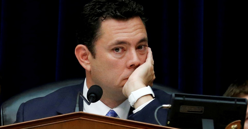 photo image Jason Chaffetz's Abrupt Exit