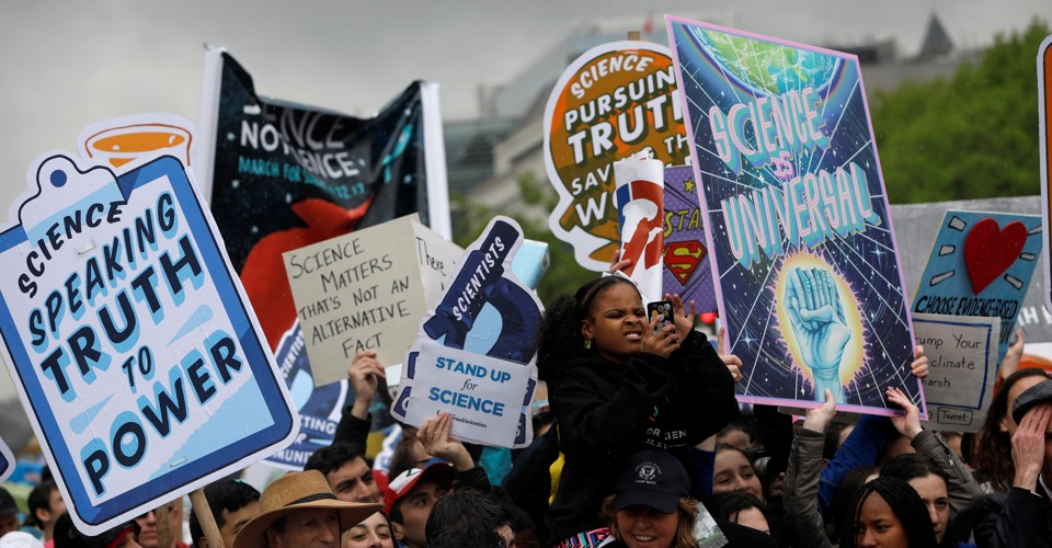 theatlantic.com - Ed Yong - How The March For Science Finally Found Its Voice