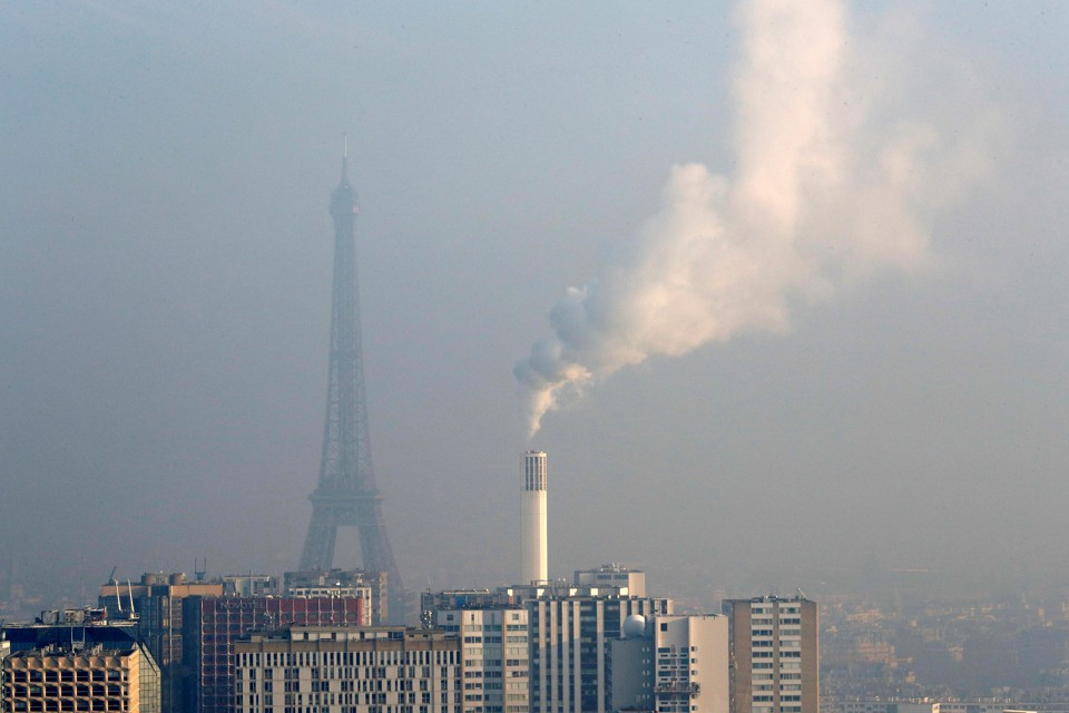 Air Pollution Might Make Dangerous Bacteria Harder To Kill