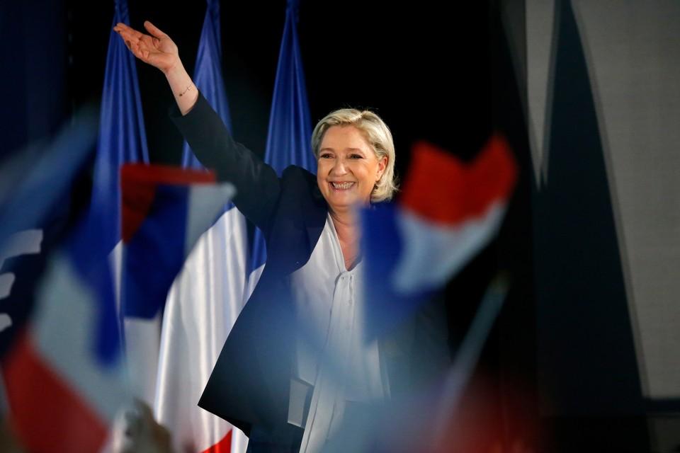 Marine Le Pen's Glass Ceiling
