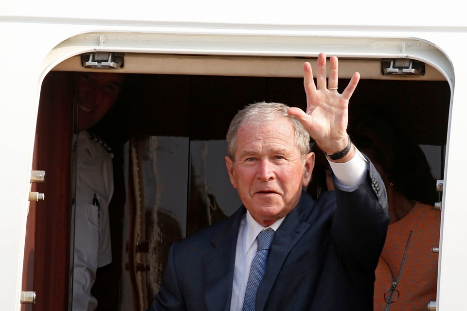 A Course Correction For American Politics: Have George W. Bush Teach A Course On Dignity