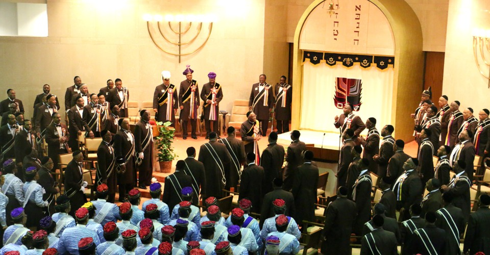 Passover Recalls American Slavery for Hebrew Israelites ...