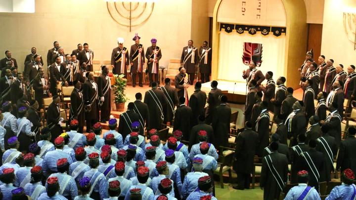 Passover Recalls American Slavery for Hebrew Israelites