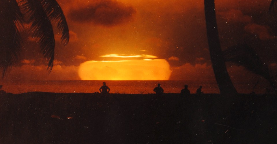 photo image Hawaii's Renewed Jitters About Nukes