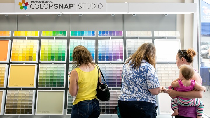 What Happens When a Robot Tries to Name Paint Colors? - The