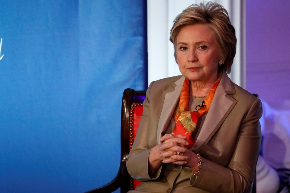 Why Hillary Clinton Thinks She Lost The Election The