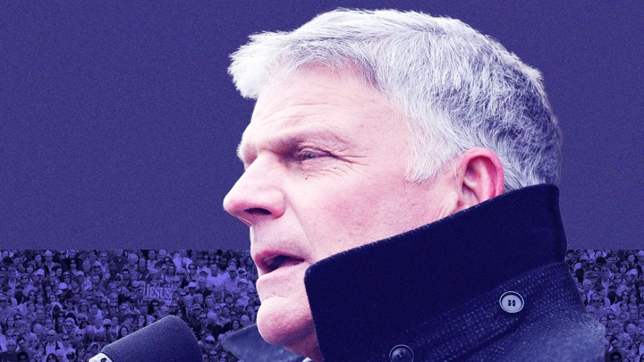 Franklin Graham, Donald Trump, and White Evangelicals - The