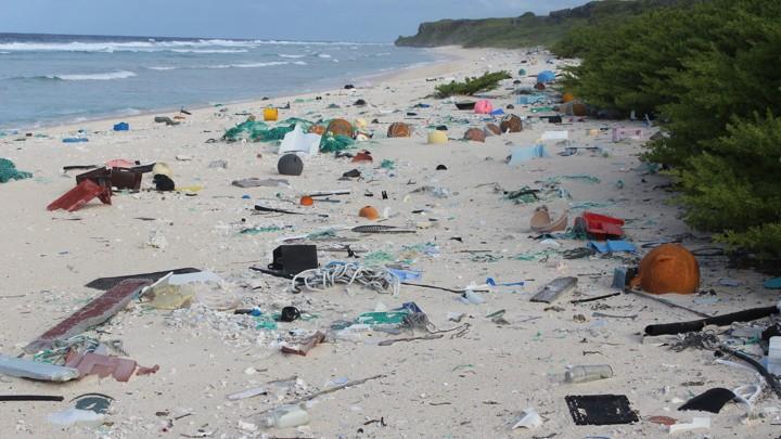 Trash Islands