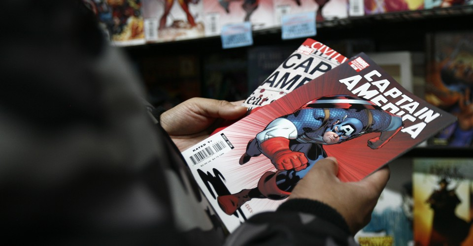 The Real Reasons for Marvel Comics' Woes - The Atlantic