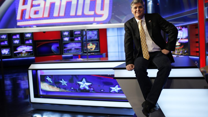 How Conservatives Awoke To The Dangers Of Sean Hannity The Atlantic